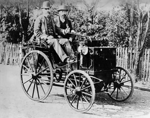 Panhard et Levassor first motor company