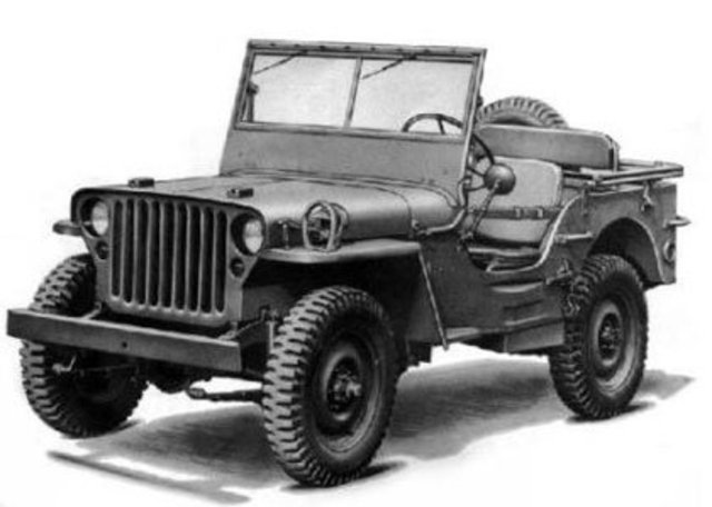 Jeep designed