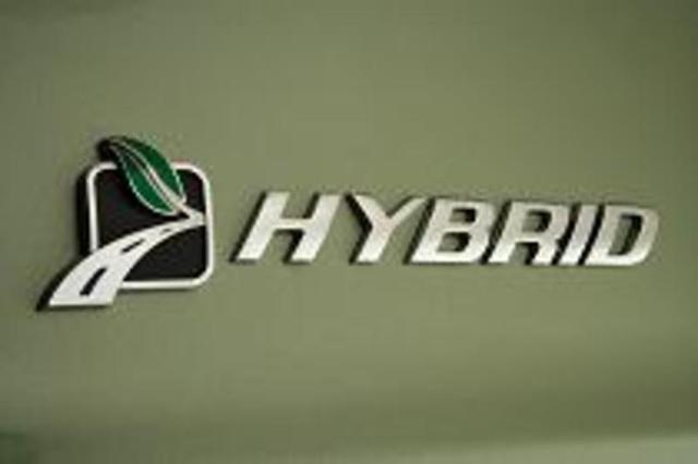 Car manufacturers go green
