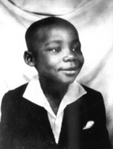Martin Luther King Jr. Born at Noon. Parents: The Reverend and Mrs. Martin Luther King Sr.