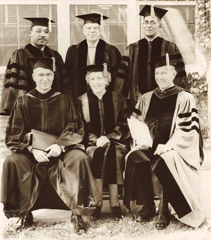 Doctorate of Philosophy from Boston University