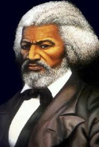 Frederick Douglas is born