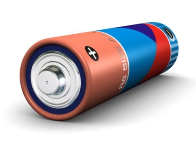 Πρώτες μπαταρίες