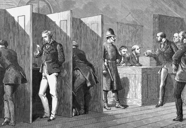 """Elecciones de 1869: """"un hombre, un voto"""""""