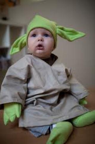 Me and Yoda start a DayCare