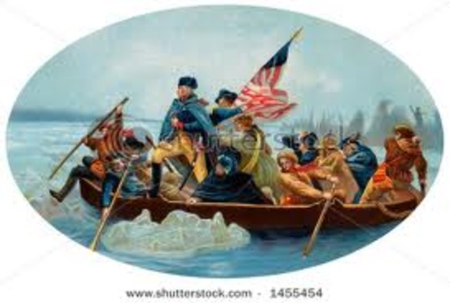 George Washington became the head of the Continential Army