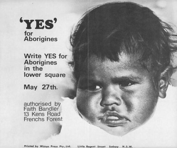 Referendum for Aboriginal Aussies