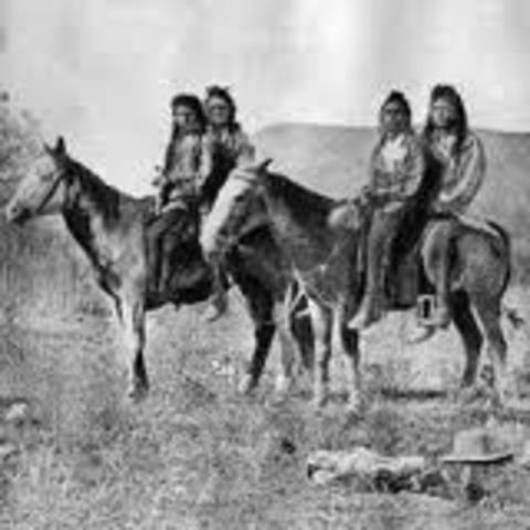 Shoshone village is found
