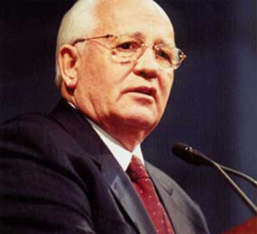 Gorbachev appoints a new boss as the head of the Moscow Communist Party