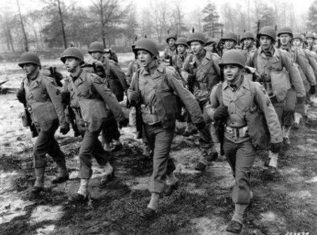 World War 2 breaks out