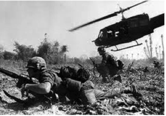 Vietnam War breaks out