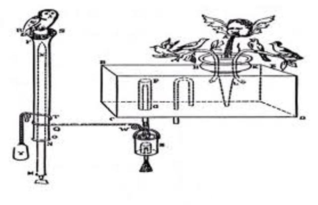 Μηχανικά πουλιά και ζώα του βυζαντινού θρόνου