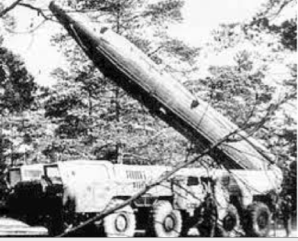 Cuban missile crisis brings world to brink of nuclear war