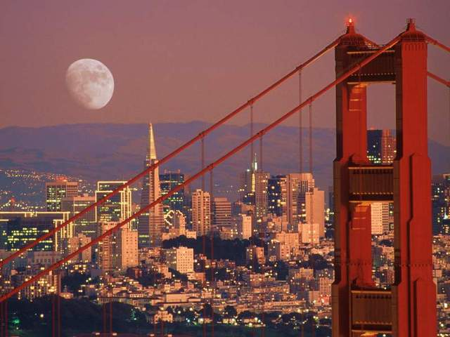 Move to San Francisco