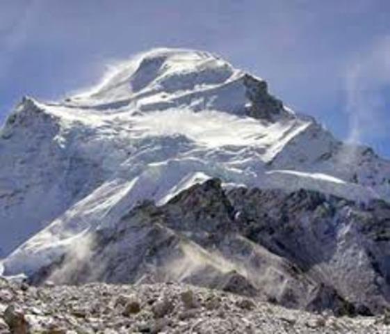 Climed Mt. Everest Tibet side