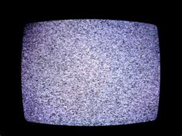 televison signals