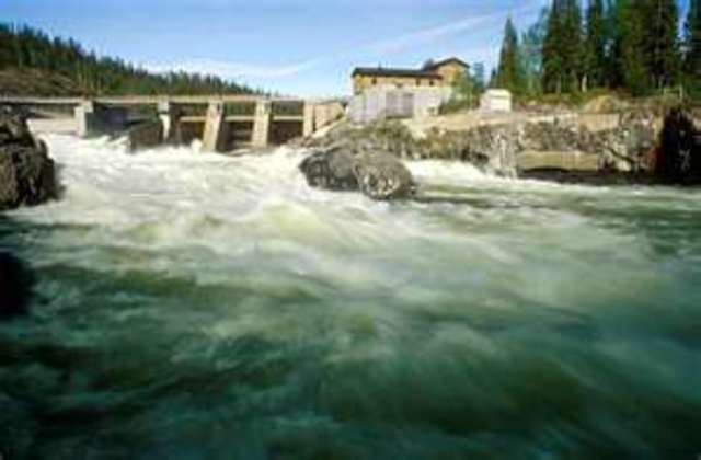 hydroelectricity(just know the year)