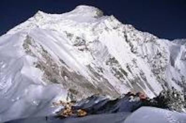 Climbs Cho Oyu