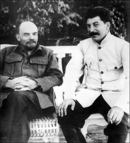 Lenin and Bolsheviks Takes Over