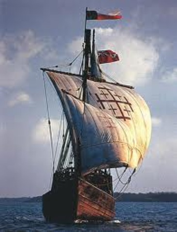 Set Sail Again to the New World