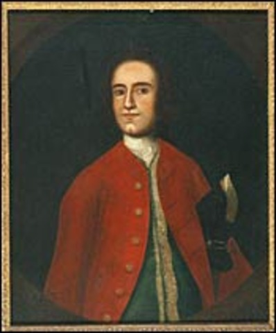Lawrence Washington died
