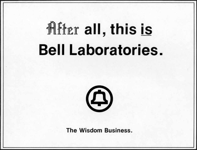 Bell Labs develops the electronics for cellular phones