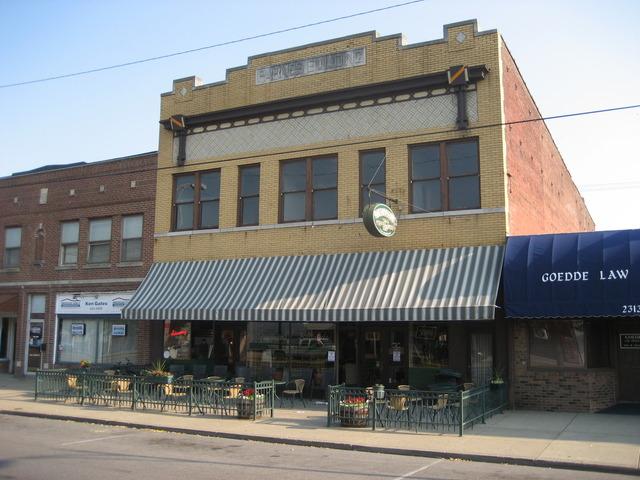 Parnes Building