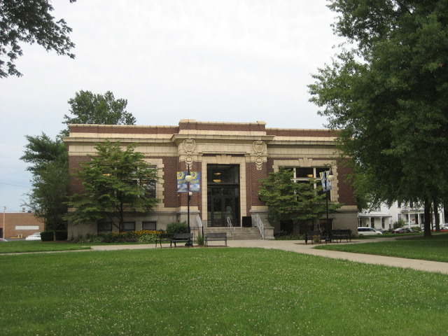 Carnegie Library West Branch Library