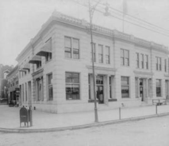 West Side Bank Building