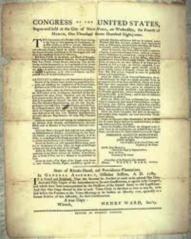 Eniglish Bill of Rights