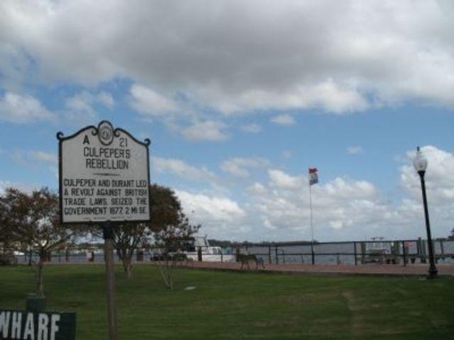 culpepers rebellion