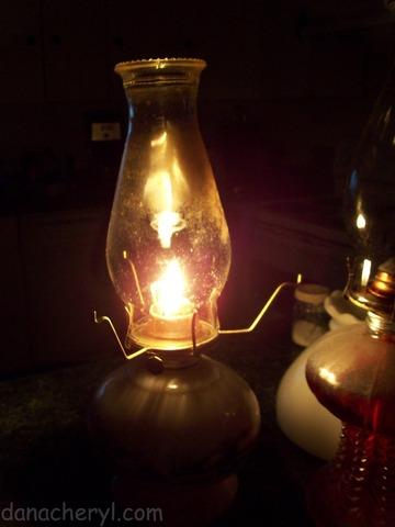 Coal Lighting