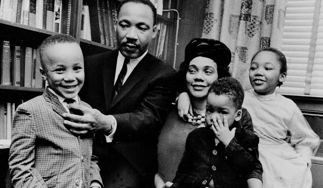 Dr. King has a national holiday in his honor