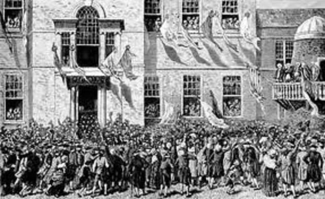 sugar revenue act 1764