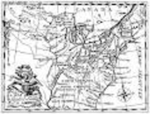 land ordiance of 1785