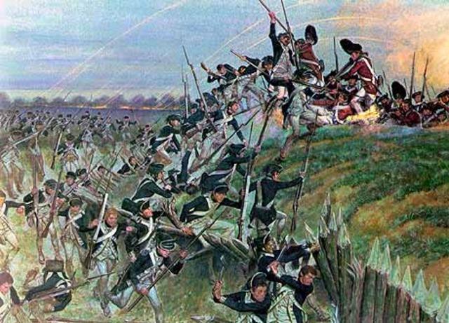 Battle of Yorktown - Olivia Williamson
