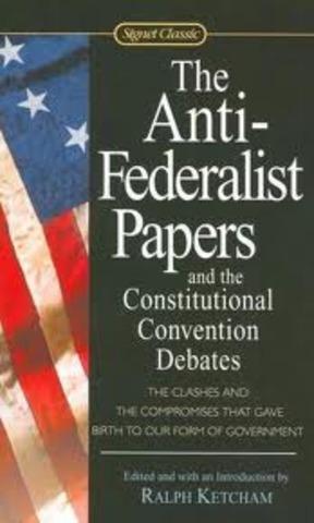 federalist/antifederalist papers