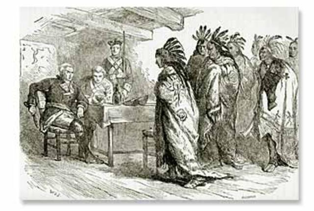 Pntiac's Rebellion