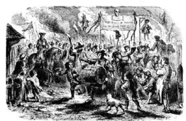 Sugar/ Revenue Act of 1764
