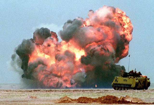 Iraq invades Kuwait!