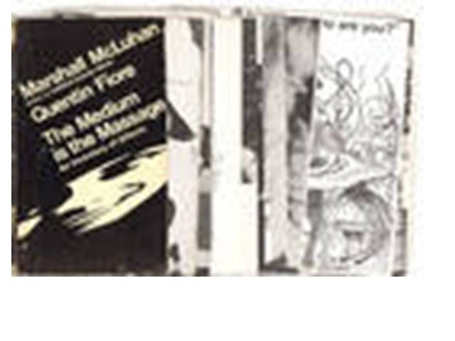 """Global Village and """" The Medium is the Message"""" ideas by Marshall McLuhan"""