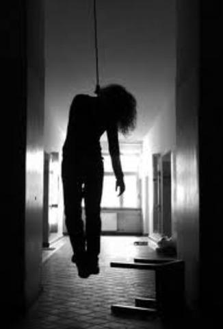 Tee Bob's Suicide