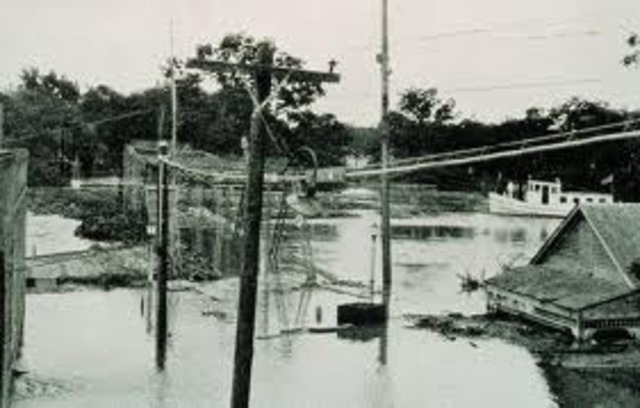 High Water of '27