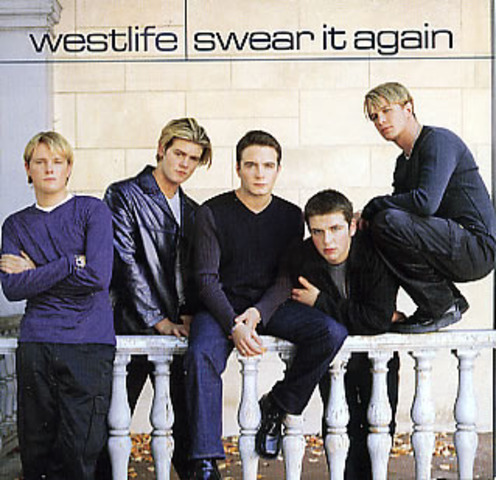 First single 'Swear it again' was released.