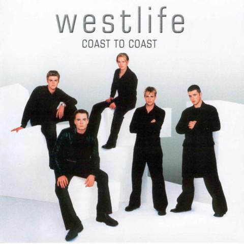 Westlife release 2nd Album - Coast to coast,