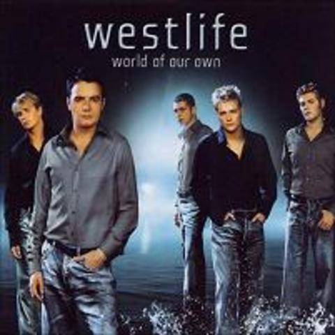 Westlife released 3rd ablum - world of our own