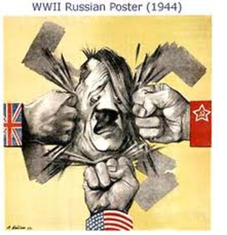 U.S.A och Storbritannien slår samman