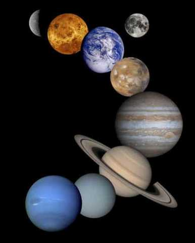 age of the solar system!