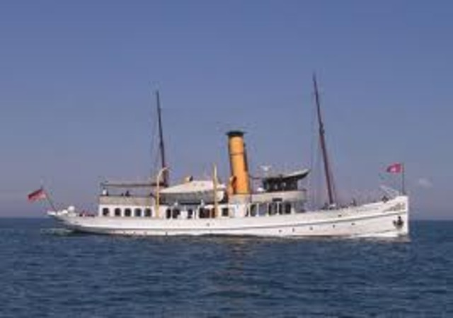 Ατμόπλοιο