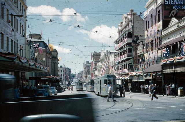 Brisbane Tramways - End Service